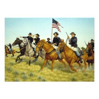 The Battle of Prairie Dog Creek by Ralph Heinz Personalized Invites