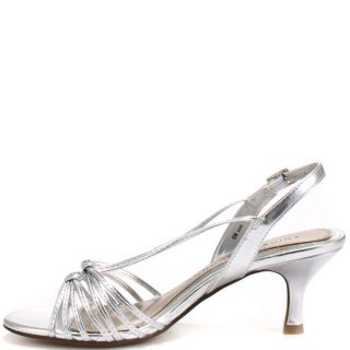 Air Mail   Metallic Silver, Chinese Laundry, $42.49