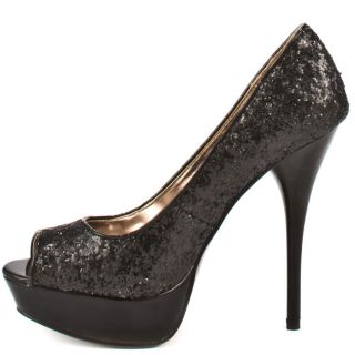 Kir Sten   Black Rock Glitter, Luichiny, $80.99