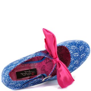 Color Bow Me Platform   Blue Star for 49.99