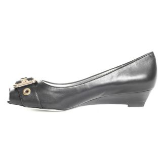 Taurus Wedge   Black, Jessica Simpson, $40.00