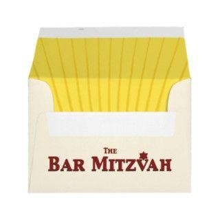 Jewish Things Movie Star Bar Mitzvah Invitations Store