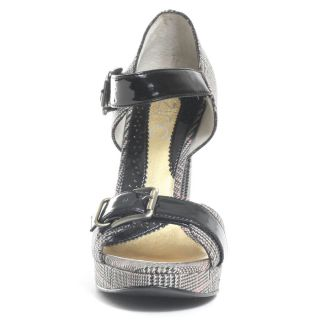 Greene Heel   Brown Plaid, Zinc, $63.99