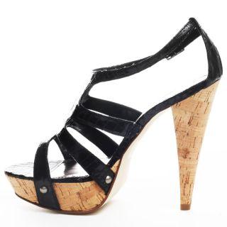 Consuela Heel   Black, Baby Phat, $75.99