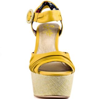 Sophisticated Lady   Yellow Lthr for 114.99