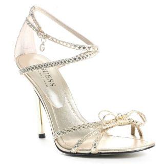 Hopeful Heel   Gold, Guess, $98.99,
