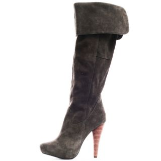 Retusa Boot   Grey, N.Y.L.A., $146.99,