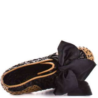 Party   Black Tan, Irregular Choice, $134.99