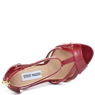 Haylow   Red Patent, Steve Madden, $69.99,