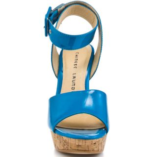 Go For It   Ocean Blue Patent, Chinese Laundry, $67.99