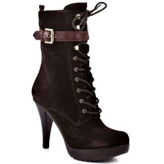 jirinia brown multi suede guess shoes sku zgs623 $ 164