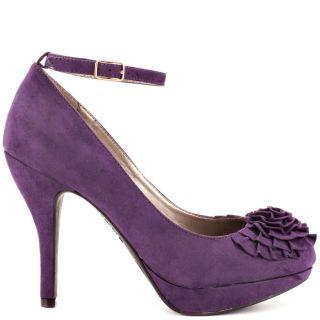 Pepper Heel   Dark Purple, Fergie, $103.19