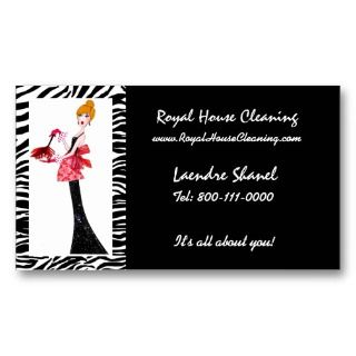house cleaning business cards by ladydenise browse diva business cards