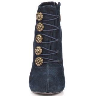 Owens   Dark Blue Suede, Guess, $125.99