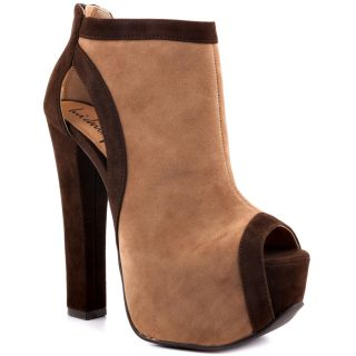 Luichinys Brown Long Dance   Dark Brown Suede for 104.99
