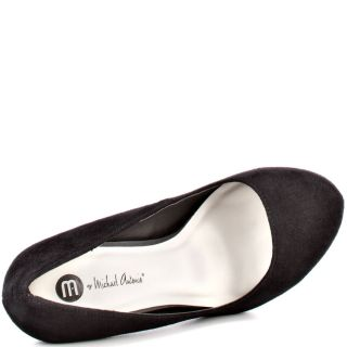 Michael Antonios Black Love Me Suede 2   Black for 49.99