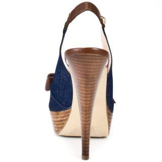 Kioko   Blue Multi Fabric, Guess, $119.99,