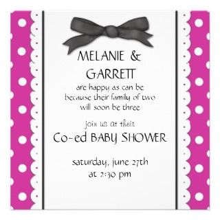 co ed baby shower invitations 64 co ed baby shower announcements