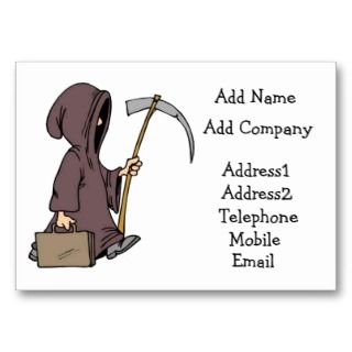 Pest Control Business/Profile Card Business Card
