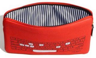 Kate Spade New York Keyboard 13 Laptop Sleeve Case Red New $60