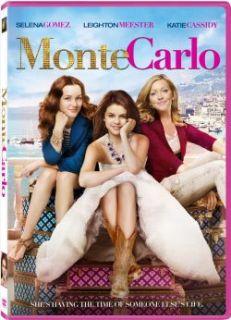 Monte Carlo DVD New Selena Gomez Leighton Meester Katie Cassidy