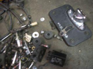 99 Kawasaki Vulcan VN 1500 G Box of Parts Bolts