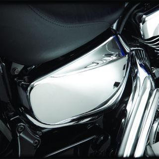 New Show Chrome Side Covers Kawasaki Vulcan VN 800