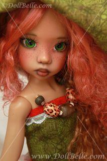 Sewn Doll Outfit Top Skirt Hat Kaye Wiggs Hope Layla Miki Tobi MSD BJD