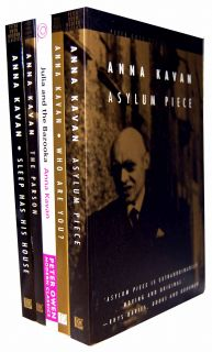 Anna Kavan 5 Books Set Peter Owen Modern Classic Pack