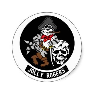 VF 103 Jolly Rogers Sticker