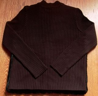 Kathie Lee Collection Ladies Sweater Jacket Size S