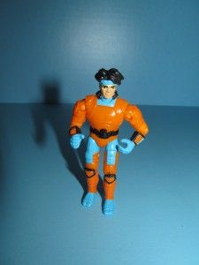 1994 Playmates Robotech Exo Squad Kaz Tagaki Figure for Your E Frame
