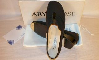 NEW IN THE BOX AUTHENTIC STOCK FROM TARYN ROSE KEIR BLACK STRETCH