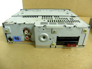 Pioneer Cassette Player and Satellite Radio System Module