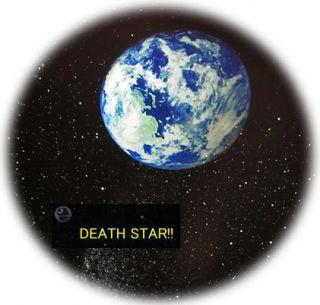 Homestar R2 D2 Sega Toys Home Planetarium Star Wars