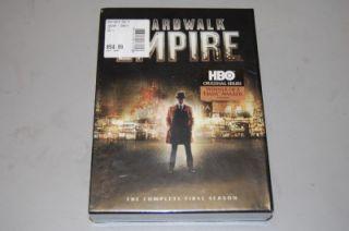 Brand New Still SEALED DVD Boardwalk Empire Complete 1st Season