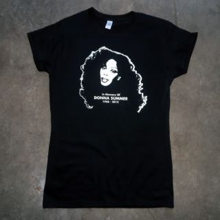 Donna Summer T Shirt Vtg Tour Kelly Rowland Mariah Carey Whitney