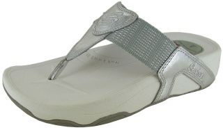 Skechers Womens Tone Up Glam Punk Thong Sandal