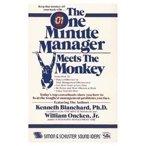 The One Minute Manager Meets The Monkey New Audiobook