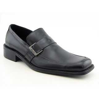 Kenneth Cole NY on The Town Mens Sz 13 Black Loafers Shoes