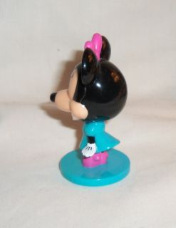 Mouse Bobble Head Hard Plastic Toy Figure Kelloggs Premium 2003