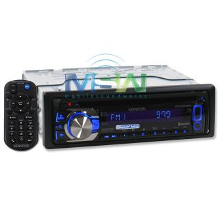 New Kenwood® KDC BT652U in Dash CD Car Stereo Receiver w USB Aux iPod