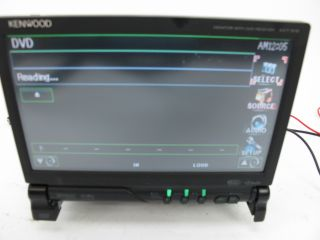 Kenwood KVT 516 Car DVD Player