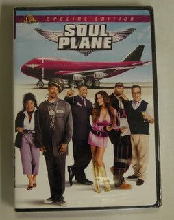 Soul Plane DVD Special Edition New SEALED