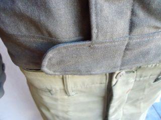 1942 44 WWII U s Army Field Jacket 38R Kersey Field Trousers 36
