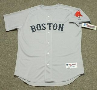 Kevin Youkilis Boston Red Sox Authentic Away Jersey 44