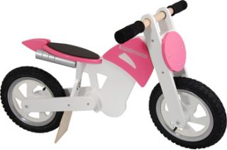 Kiddimoto Scrambler Learn to Ride Kids Balance Bike