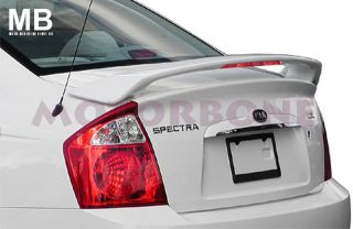 For 05 09 Kia Spectra 4DR Sedan Rear Trunk Tail Wing Spoiler Painted