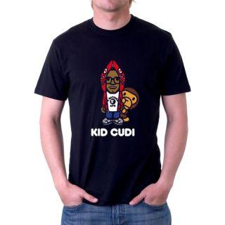 Kid Cudi Baby Milo Customized T Shirt Size s 3XL Tee