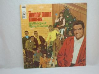 Johnny Mann Singers   We Wish You A Merry Christmas
